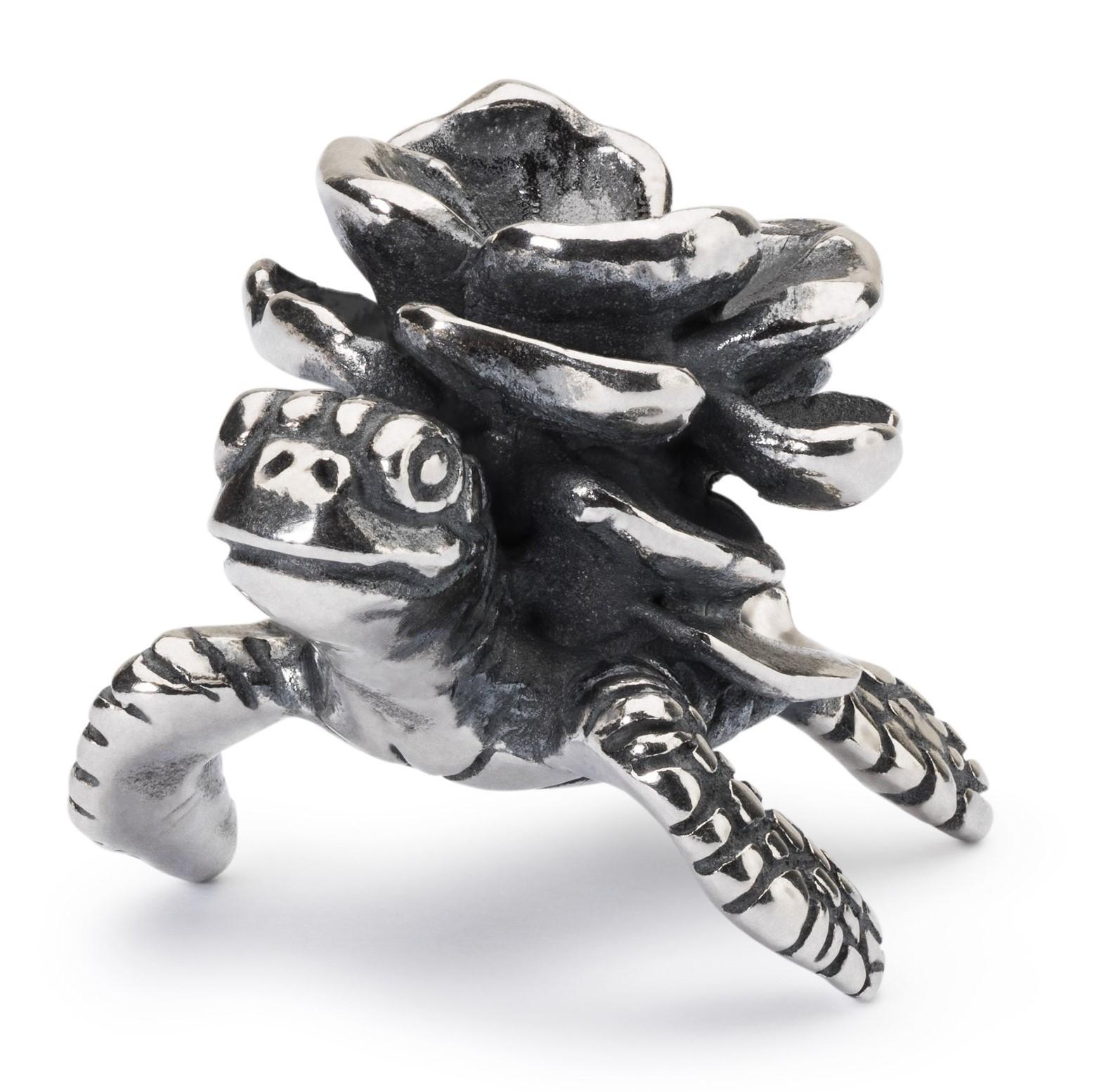 NEU !! Original Trollbeads Silber Bead Wächter des Schatzes TAGBE-20074 !